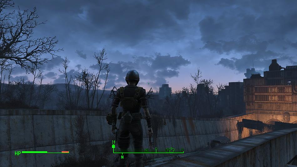 Digisurffari pelaa Fallout 4:ää: Jännitystä ydinsodan jälkeisessä maailmassa