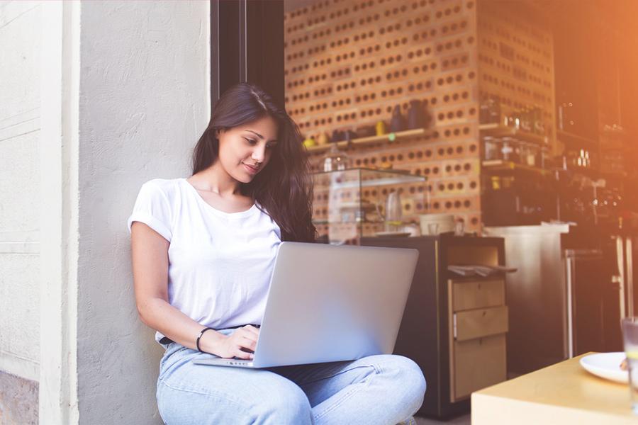 Tee itse blogi tai kotisivut WordPressillä [infografiikka]