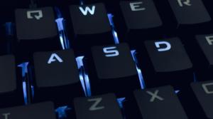 Tietokoneen näppäimistö