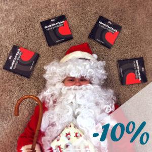 """Somestrategia - opas yrittäjälle kirja -10% jouluaattoon (24.12) asti koodilla """"joulu""""!"""