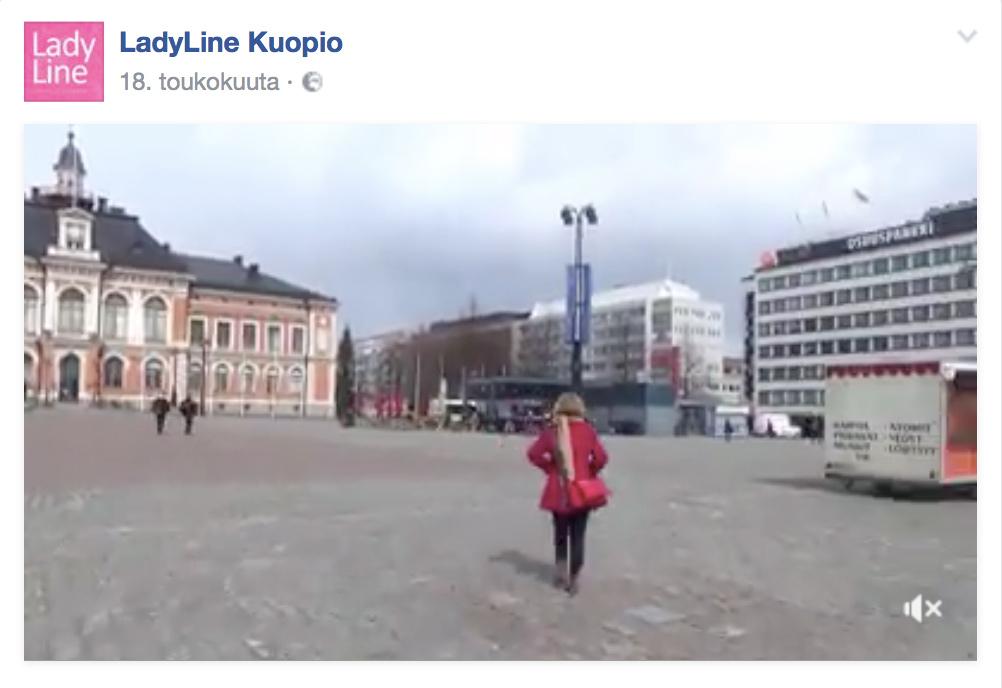 Sollertiksen Digiapu-palvelulla ja oikealla somestrategialla nostettiin LadyLinen Facebook-näkyvyyttä