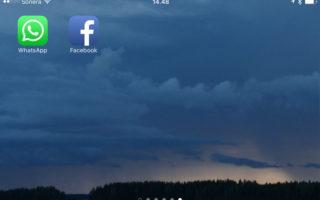 Whatsapp liittää tietosi Facebookiin